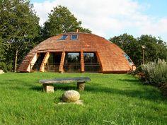 DOMESPACE - a rotating eco home