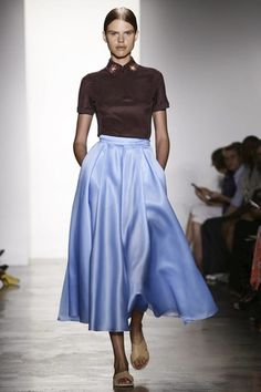 Ostwald Helgason Ready To Wear Spring Summer 2015 New York - NOWFASHION