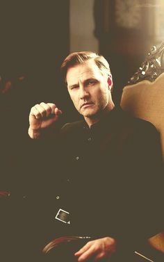 Phillip, the Governor (David Morrissey)   #TWD
