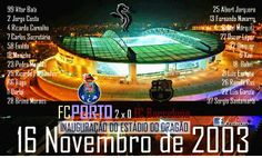 FC PORTO OPORTO - Dragon Stadium (10th year anniversary) Fc Porto, 10 Year Anniversary, 10 Years, Information Technology, Club, Amor, 10th Birthday