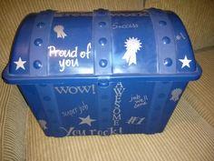 Reward box for the kiddos!