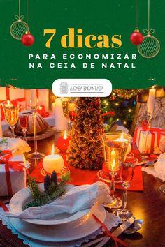 A celebração do Natal, na noite do dia 24, é uma das mais importantes do ano, não é mesmo? Independentemente do seu orçamento, é possível fazer uma ceia incrível e deliciosa. Separei algumas dicas que podem fazer a diferença para o seu cofrinho e que não vão, de maneira alguma, afetar a qualidade dos seus planos. Acesse e confira!  #receitafacil #receitadenatal #receitasnatalinas #sobremesasdenatal #ceiaeconomica #receitaseconomicas #ceiadenatal #comidacaseira #acasaencantada Table Decorations, Blog, Home Decor, Homemade Xmas Gifts, Light Appetizers, Christmas Eve Dinner, Simple Christmas, Decoration Home, Room Decor
