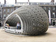 London Pavillion - DesignResearchLab