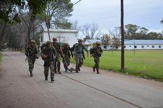Falleció el sargento intoxicado en Toay
