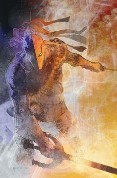 Deathstroke #12 - Bill Sienkiewicz