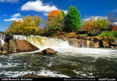Ohiopyle Falls in PA