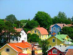 Mariehamn,Åland Islands, Finland  Maybe I should move here?