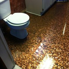 1000 Images About Penny Floor On Pinterest Pennies