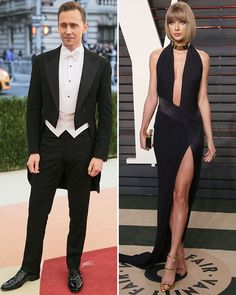 Things are heating up FAST between Taylor Swift and Tom Hiddleston! On the same day photos of the couple kissing surfaced, they went on a romantic date night near her home in Rhode Island. Get deta…