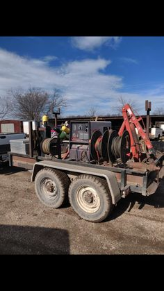 Welding Trailer Welding Trailer, Welding Trucks, Welding Cart, Welding Shop, Welding Rigs, Welding Tools, Metal Welding, Welding Projects, Work Trailer