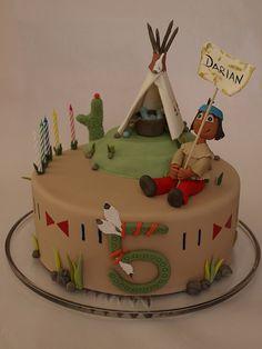 Yakari Indian Cake | Yakari cake front view | Zuckertorten / Stephanie | Flickr