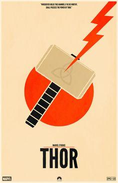 Thor Print