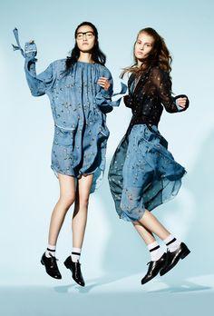 Preen Line Spring 2016 Ready-to-Wear Collection Photos - Vogue