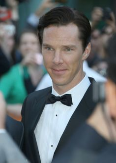 Benedict Cumberbatch at the TIFF premier for The Fifth Estate