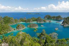 Iles de Raja Ampat - article pour organiser voyage la bas