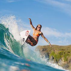 Congratulations Nikki Van Dijk on just winning the WSL Los Cabos Open of Surf! #MyBikini | Trent Mitchell