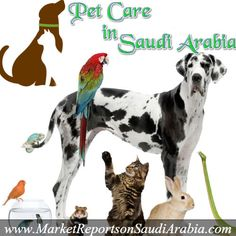 #PetCare in #SaudiArabia