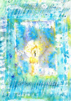 Olga Pavlova.Joy of Creation.: Light