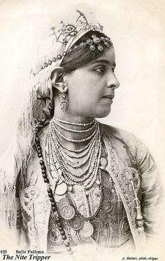 An Algerian Woman