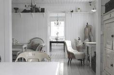Vintage Interior by nita