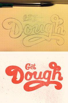 Lettering Time: 25 Custom Lettering logos