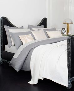 KELLY WEARSTLER | FINE BEDDING. Mix and Match collections to create your ultimate haven.