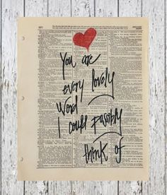 You are every lovely word I could possibly think of.  #KatyMagazine #KatyTX #KatyTexas #QOTD #Inspiration #Quote