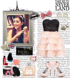 """Ariana Grande / Cat Valentine #3"" by sissi4 ❤ liked on Polyvore"