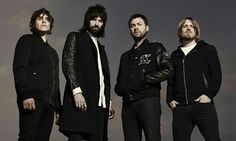 Kasabian rocked the LG arena on 22nd November 2014 ---Leicester's finest