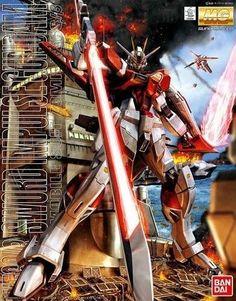 Aword Impulse Gundam