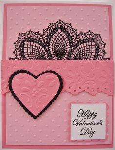 Happy Valentine's Day...Stamps: Hello Doliy, Valentine Love .. by seashorecookie