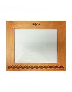 Haundenosaunee Skydome Picture Frame