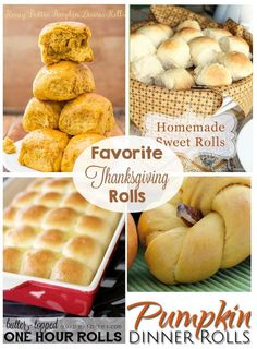 Favorite Thanksgiving Recipes - appetizers, turkey, stuffing, side dishes, rolls, gravy, pies... this post has every recipe I need for a yummy Thanksgiving dinner!