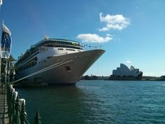 Rhapsody of the Seas - Sydney, Circular Quay