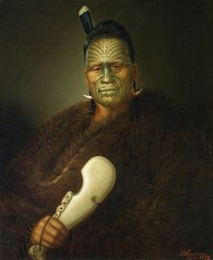 maori chief photography - Google Search