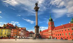 9 Free Things To Do In Warsaw Found at www.HostelRocket.com
