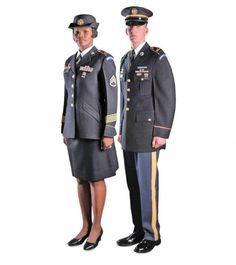 """""""The wear policy for the blue ASU is intended to give Soldiers what they have asked for in a service uniform while maintaining the traditions of our service.""""      http://www.army.mil/asu/index.html"""