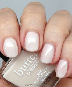 butter LONDON Pink Ribbon (Sweet Nothings Collection)