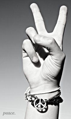 Peace. & Love.