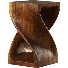 Emerfield Twist End Table