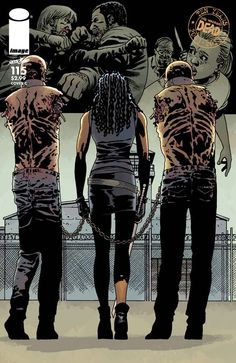 The Walking Dead - For more TWD & Zombies visit us https://www.facebook.com/ZombieCPC