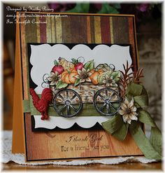 Wagon Bounty - Heartfelt Creations