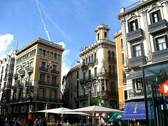 Bucket List Item: Barcelona, Spain! If the heart of Barcelona is the old city's Gothic Quarter, known as Barri Gòtic in the local Catalan dialect, then the aorta must be La Rambla. http://www.gypsynester.com/gotic.htm #travel #spain #barcelona