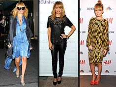 Do YOU think Nicole Richie's Recent Style is moving AWAY from from her #bohemian style statement?