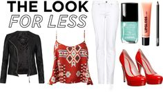 """""""The Look for Less"""" by salmanabilaar ❤ liked on Polyvore"""