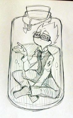 Gotta keep this child safe. *some dumbass friend yotes it out my hand* **I N H A L E** BITCH. Cool Sketches, Art Drawings Sketches, Cute Drawings, Anime Poses Reference, Drawing Reference, Tomtord Comic, Eddsworld Memes, Eddsworld Comics, Cartoon Art Styles