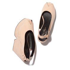 Dylan Platform Heels