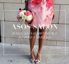 { Dallas Shaw Picks: ASOS Salon Audrey Dress }