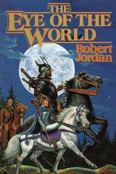 Review of the fantasy-fiction book The Eye of the World written by Robert Jordan. The Eye of the World can be compared to the genre of The Lord of Rings