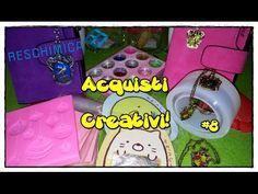 Acquisti creativi Knitting loom- telai circolari - YouTube